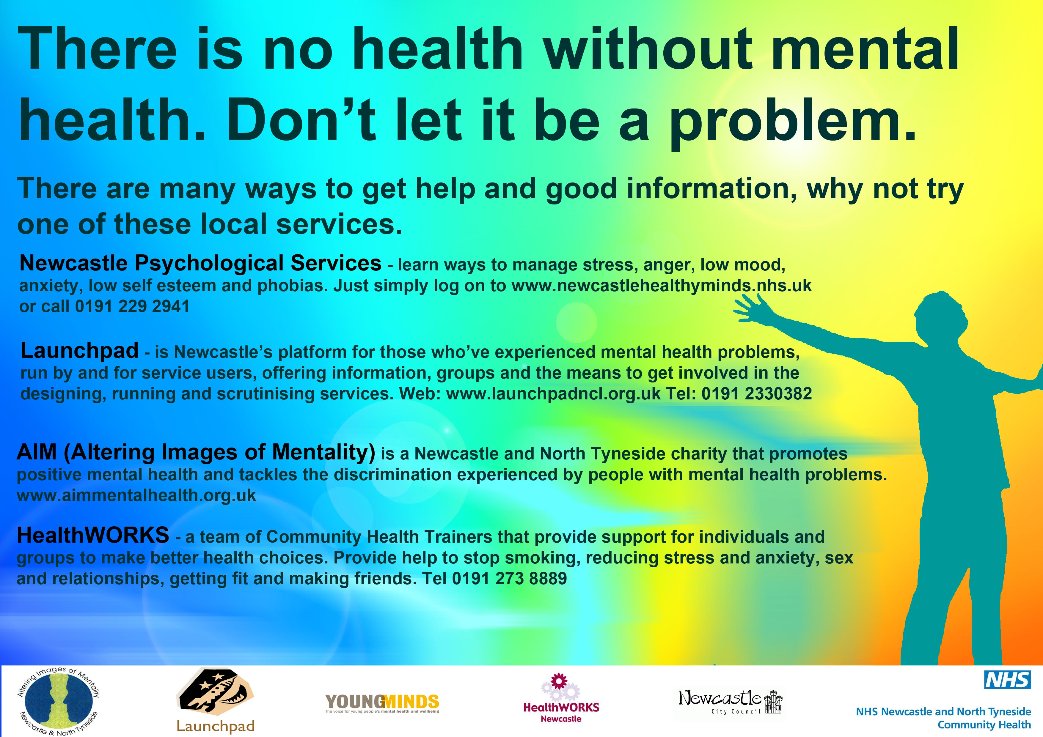 world mental health day 2010 in newcastle launchpad by
